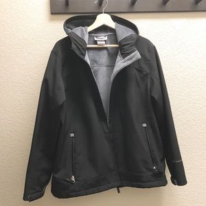 Women's XX-Large free country black jacket